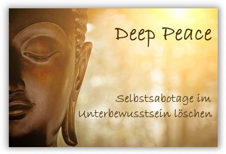 "Meditation ""Deep Peace"""