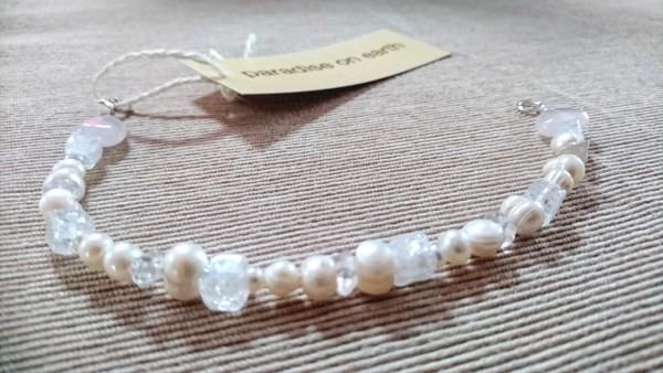 "Armband ""Bergkristall"""