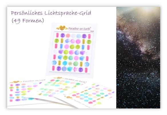 49er Persönliches Lichtsprache-Grid
