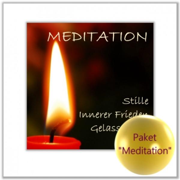 "Paket ""Meditation"""