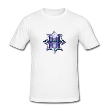 "T-Shirt - ""Glaube"", weiß"