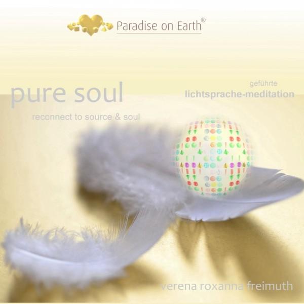 """CD """"Pure Soul"""""""