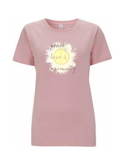 Shirt Peace Love Harmony