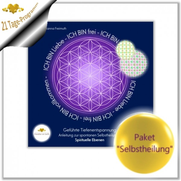 "Paket ""Selbstheilung"""