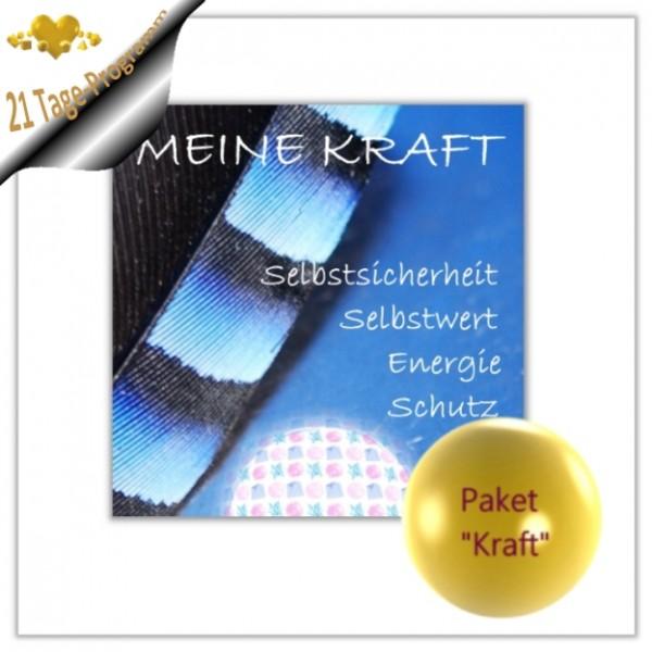 """Paket """"Meine Kraft"""""""