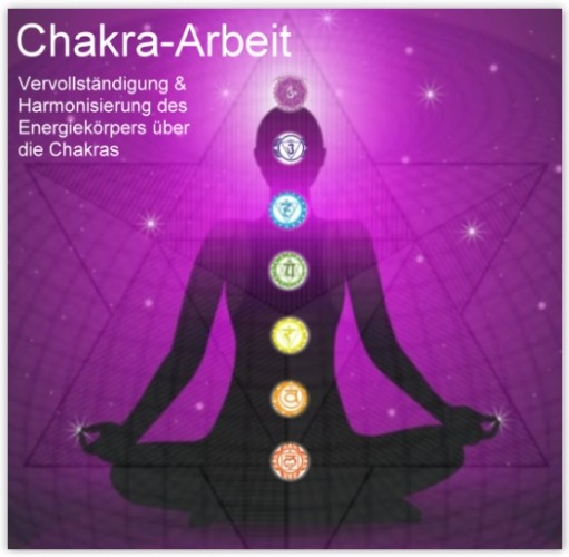 "Meditation ""Chakra-Arbeit"""