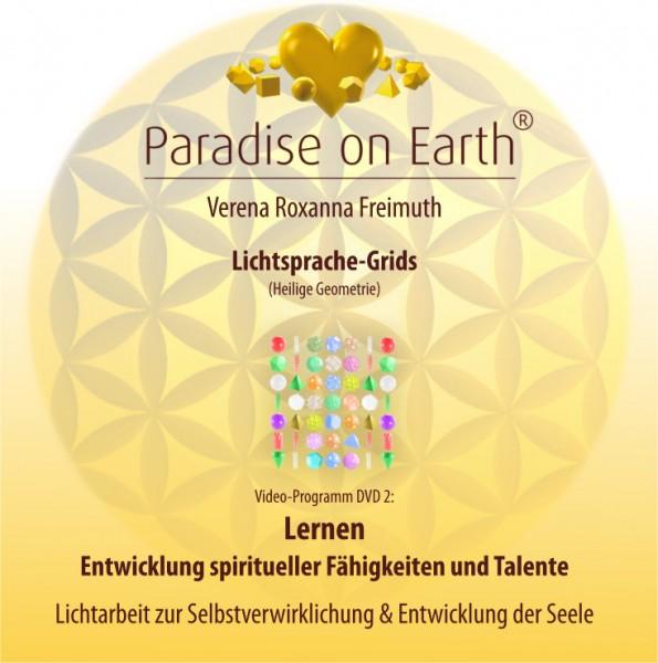 """DVD 2: Lichtsprache-Grids """"Lernen"""""""