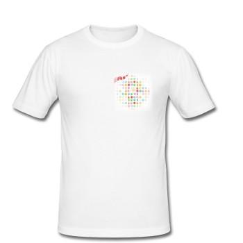 """T-Shirt - """"Leichtigkeit"""", weiß"""