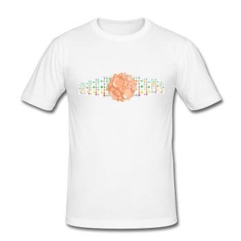 """T-Shirt - """"Gelassenheit"""" - Kurzarm"""
