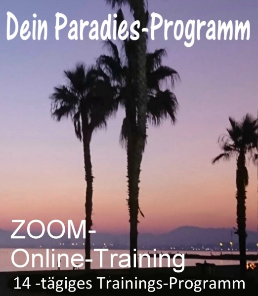 "Zoom-Training ""Time for Paradise"""