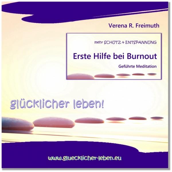 CD Erste Hilfe bei Burnout