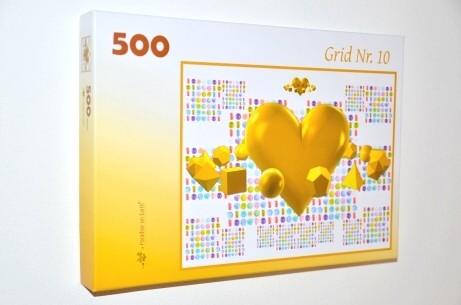 "Puzzle Grid Nr.10 ""Erfolg"""